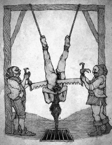 пытки во время инквизиции