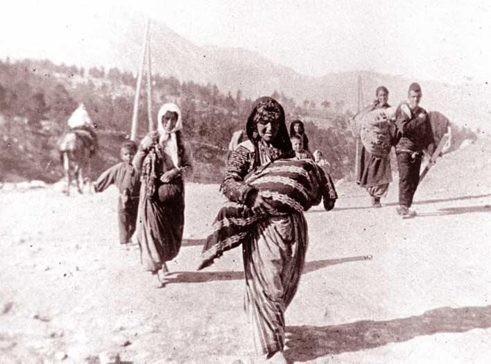 депортация армян