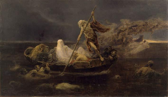 лодка Харона