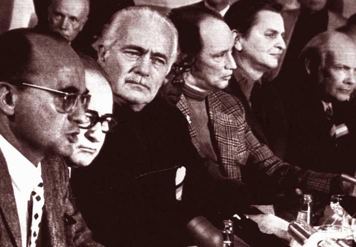собрание римского клуба 1972