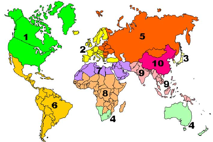 карта римского клуба