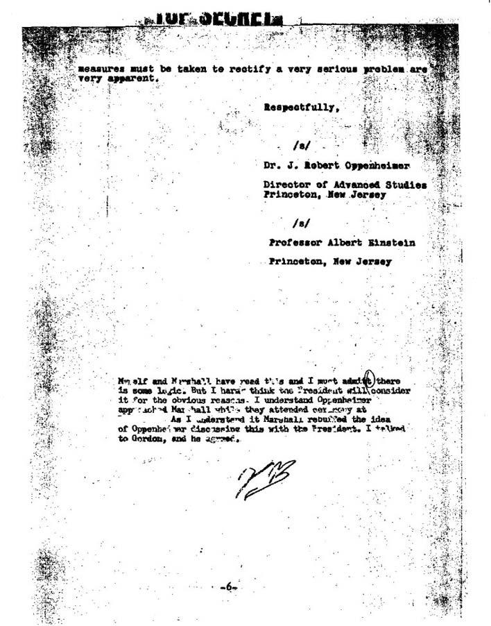 документы об нло эйнштейна и оппенгеймера