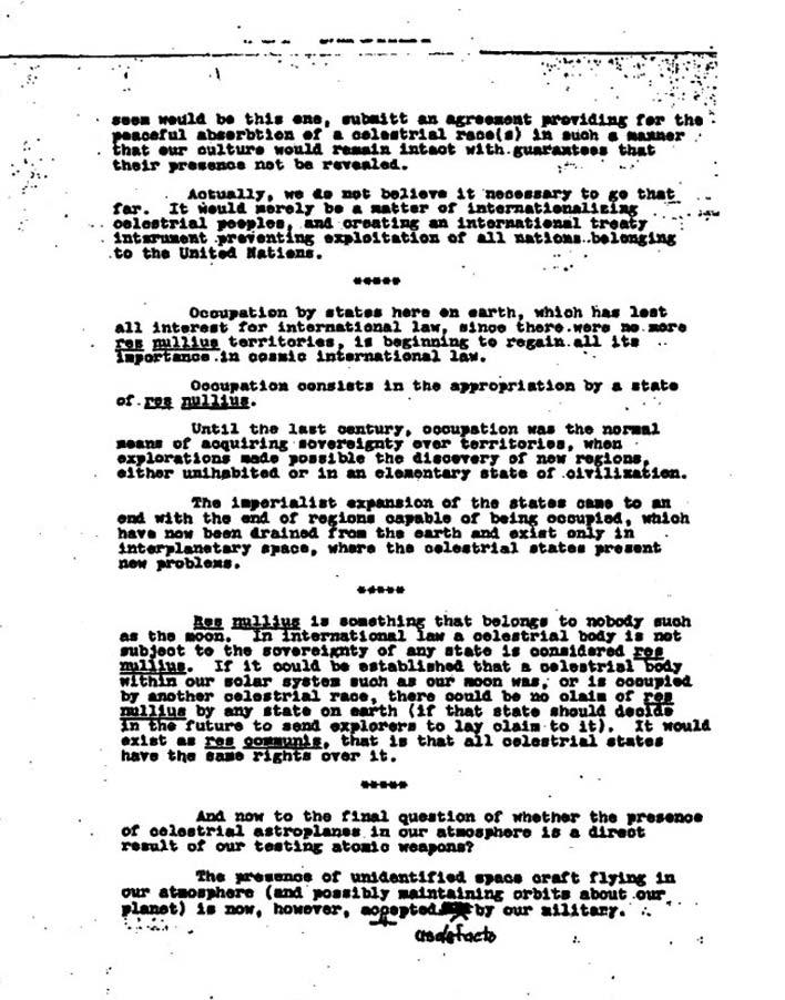 секретные документы об нло эйнштейна и оппенгеймера