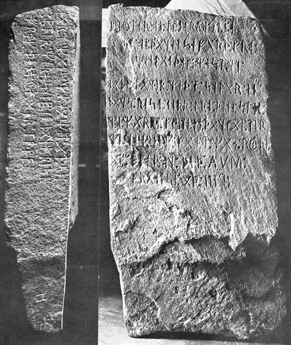 kensingtone runestone stone