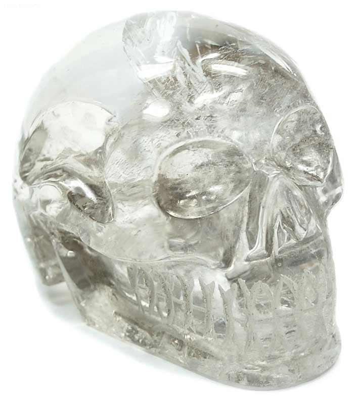 кристальный череп из бразилии