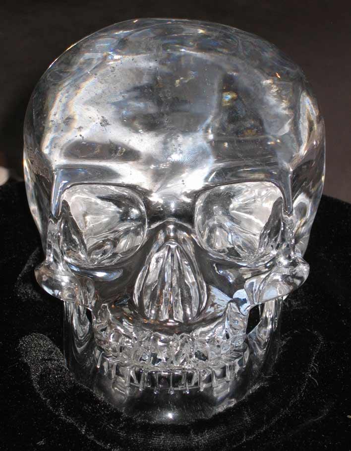хрустальный череп митчела хеджеса