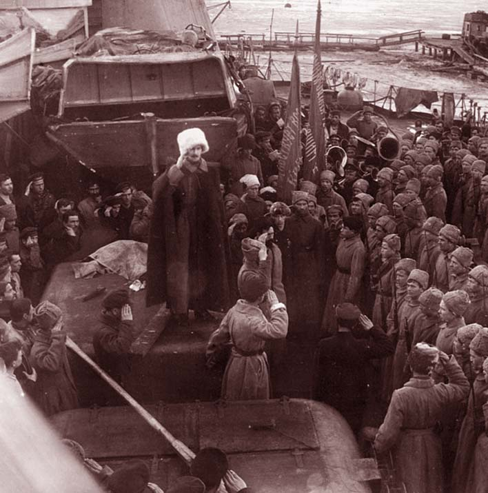восстание моряков в кронштадте