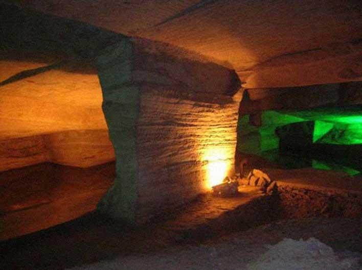 пещеры лонгйо