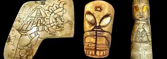 цивилизация майя и древние пришельцы