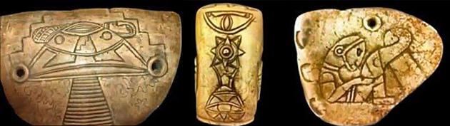 встреча с нло в древности