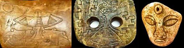 артефакты майя и встреча с инопланетянами