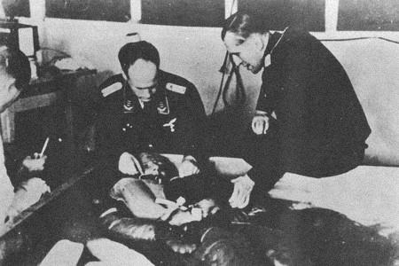 medicinskie eksperimenti nacistov rasher 1