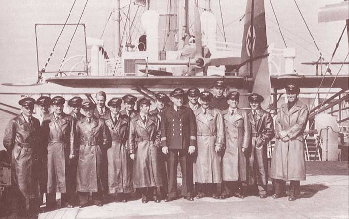 экспедиция нацистов на антарктиду 1938