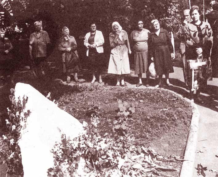 мемориал погибшим во время новочеркасской трагедии 1962