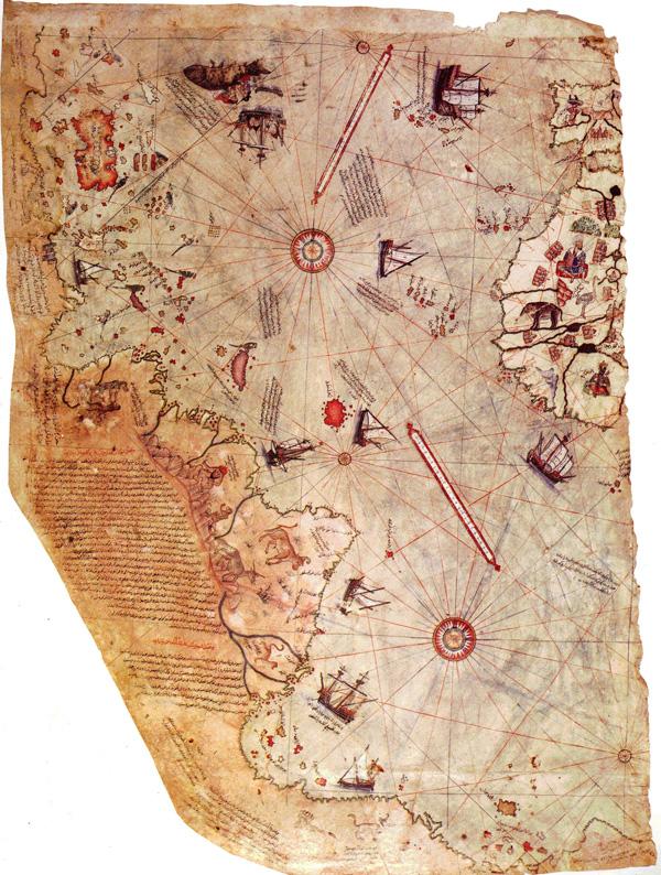 piri reis map1