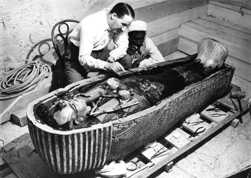 проклятие фараона