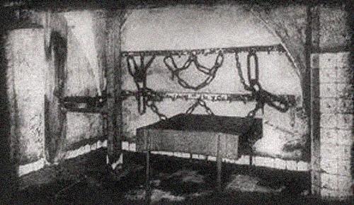 комната пыток в Нюрнберге