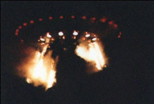 фото НЛО в Теннеси