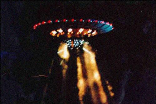 фотография НЛО в Теннеси