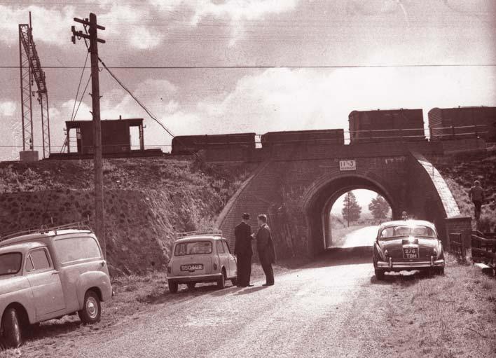расследование ограбления поезда в 1963