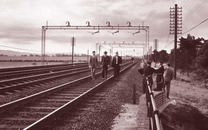 расследование ограбления поезда