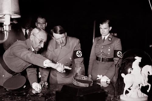 Гитлер и золото нацистов