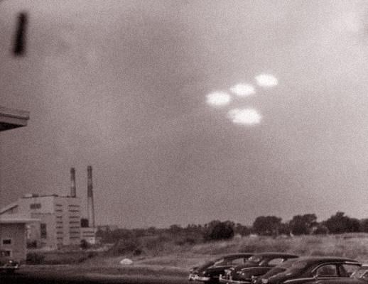 фото НЛО в США