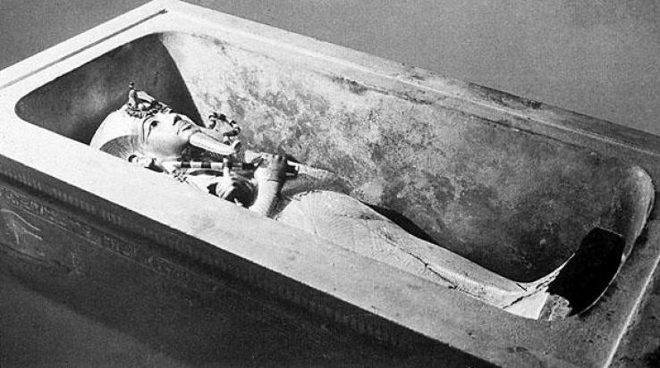 Говард Картер и проклятие гробницы Тутанхамона