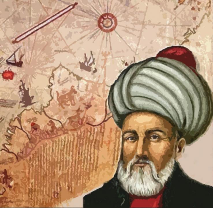 Карта Пири-реиса