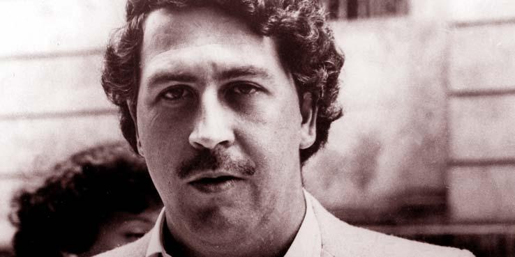 Пабло Эскобар — самый богатый в мире наркобарон и убийца