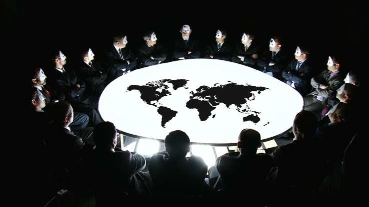 Римский клуб – инструмент тайного мирового правительства