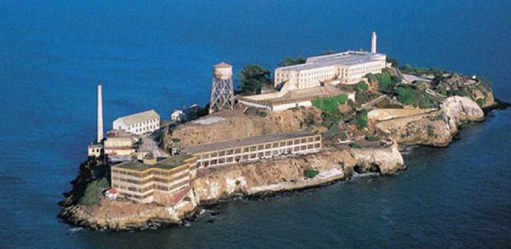 Побег из тюрьмы Алькатрас