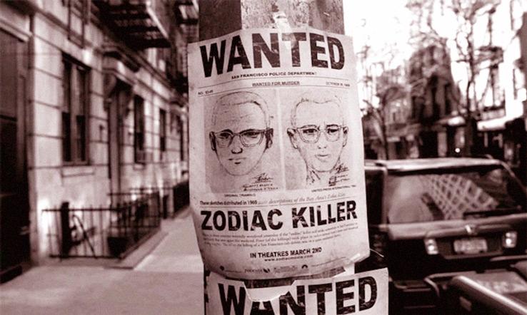 История убийцы Зодиака