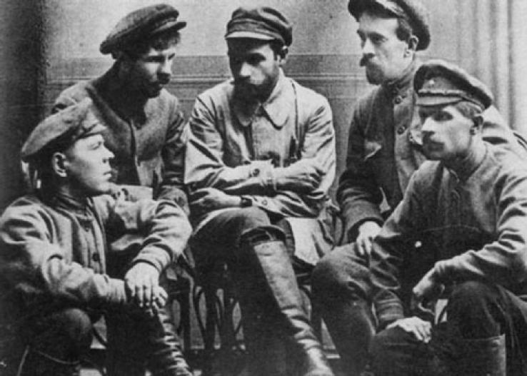 Убийство семьи Романовых
