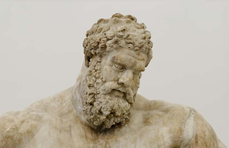 Геркулес — самый сильный человек на земле