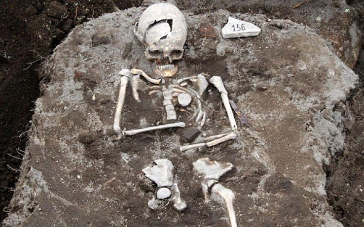Могилы вампиров в Болгарии