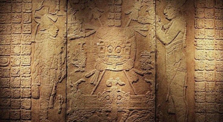 Находки цивилизации Майя – доказательство внеземных контактов