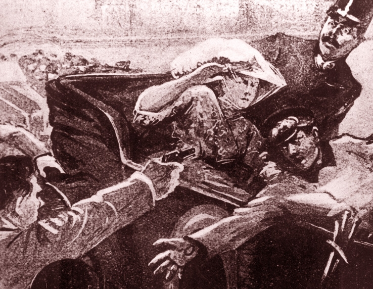Убийство эрцгерцога Франца Фердинанда