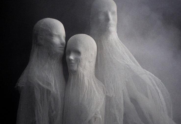 Фотографии призраков. Часть 2