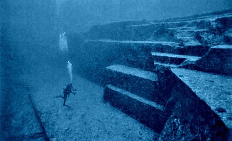 Подводные террасные образования