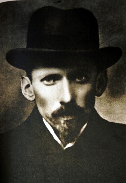 Виктор Кингисеп, один из членов ревтрибунала