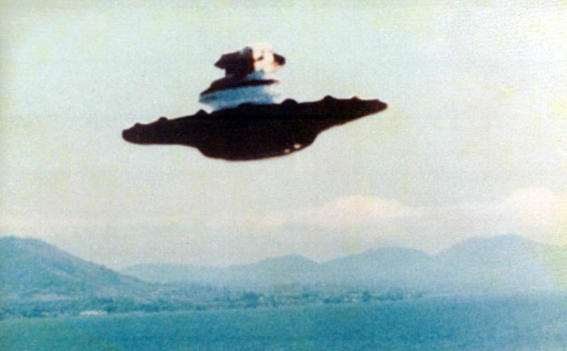 Неопознанный летающий объект (НЛО)
