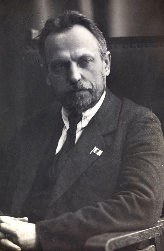 Николай Александрович Семашко, нарком здравоохранения 1918-1930 гг