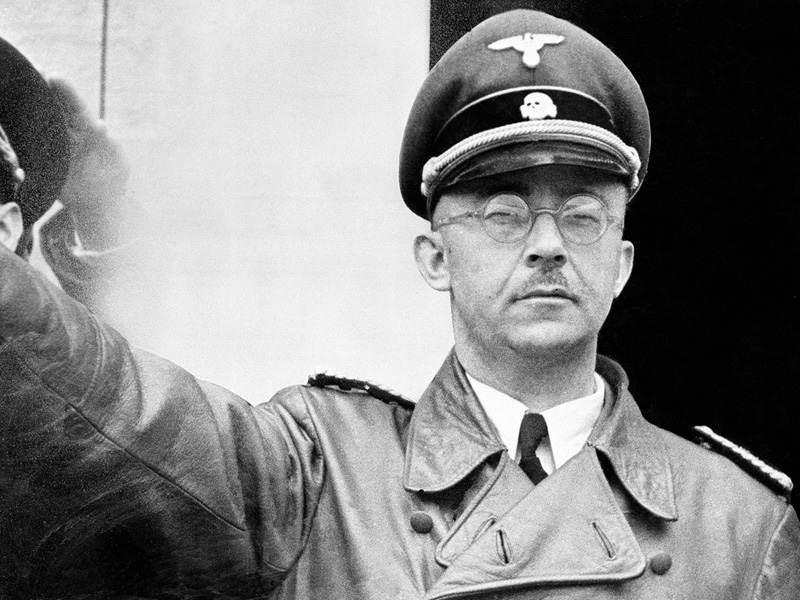 Оккультист и эзотерик Генрих Гиммлер