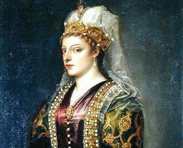 Софья Палеолог, великая княгиня Московская, бабушка Ивана Грозного