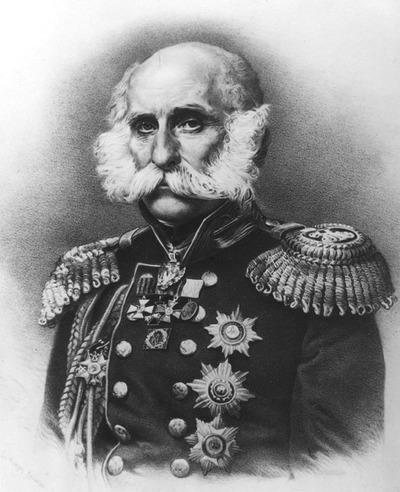 Федор Литке - русский мореплаватель