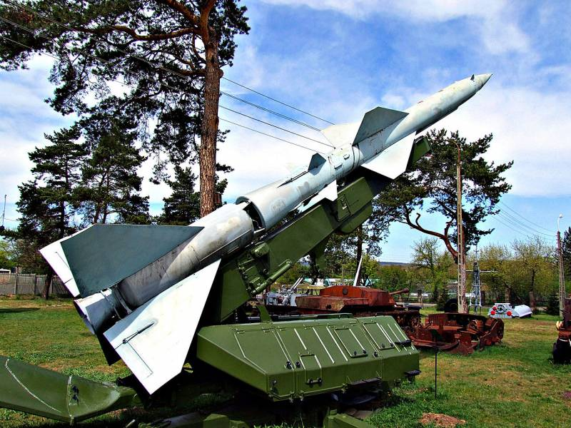 Ракетный комплекс С-75