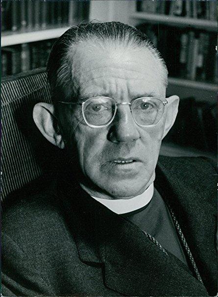 Ричард Амброз Ривз. Священник