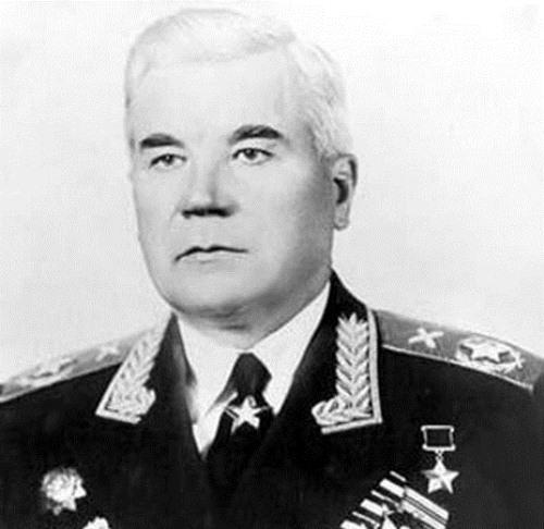 Маршал М.И. Неделин