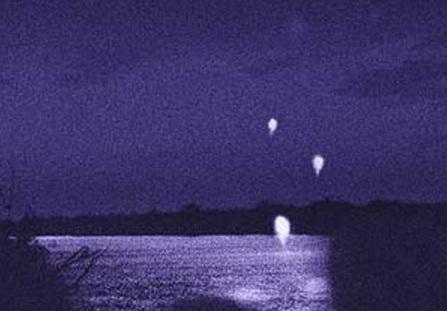 Огненные шары Меконга